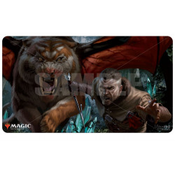 Tapis de jeu illustré Ultra Pro Magic the Gathering Ikoria La Terre de Béhémoths V4