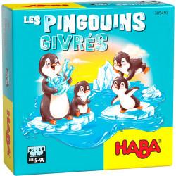 Jeux de société super mini - Les pingouins givrés