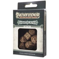 Pathfinder - Set de dés - Giantslayer Dice Set