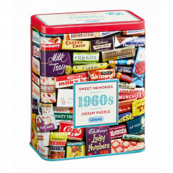 Puzzle : 1960S Sweet Memories