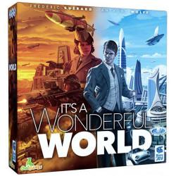 Jeux de société - It's A Wonderful World