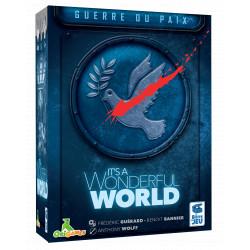 Jeux de société - It's A Wonderful World Extension Guerre ou Paix