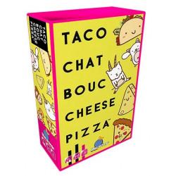 Jeux de société - Taco Chat Bouc Cheese Pizza