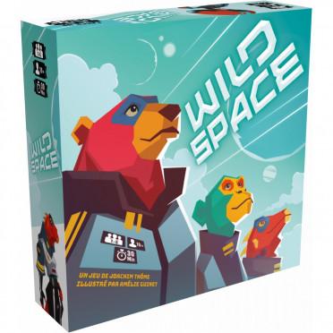 Jeux de société - Wild Space
