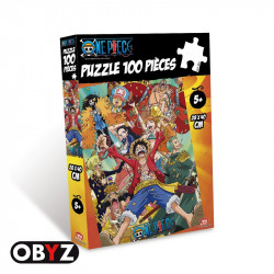 Puzzle : One Piece - New World