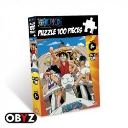 Puzzle : One Piece - Vogue Merry