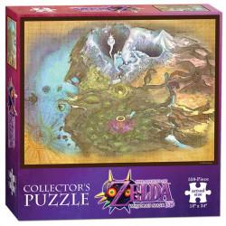 Puzzle : Nintendo - ZELDA The Legend of Zelda Majora's Mask Termina Map