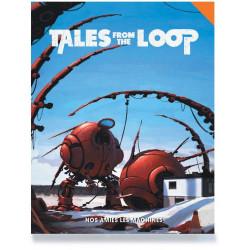 Jeux de rôle - Tales from the Loop - Nos Amies Les Machines