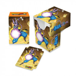 Deck box illustrée boite de rangement Ultra Pro Dragon Ball Super - Beerus