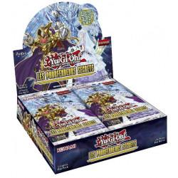 Booster Yu-Gi-Oh! Les Assassins Secrets boite complète