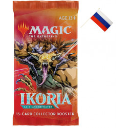 Booster Magic Ikoria La Terre des Béhémoths en Russe