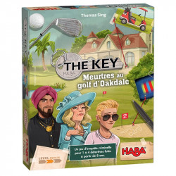 Jeux de société - The Key : Meurtres au Golf d'Oakdale