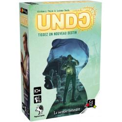 Jeux de société - Undo : Le Savoir Interdit