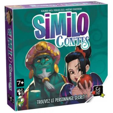 Jeux de société - Similo : Contes