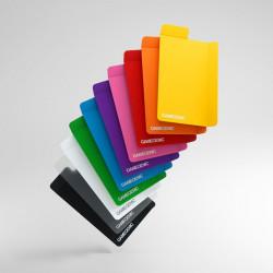 Gamegenic - Séparateurs de cartes multicolor