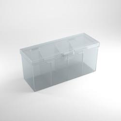Gamegenic Deck Box Boite de rangement Fourtress 320+Deck Box - Transparent