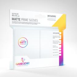 Protège-cartes Gamegenic Standard Matte - Blanc