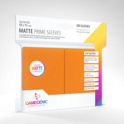 Protège-cartes Gamegenic Standard Matte - Orange
