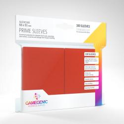 Protège-cartes Gamegenic Standard - Rouge