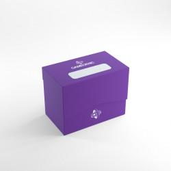 Gamegenic Deck Box Boite de rangement Side Holder 80+ Standard - Violet