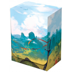 "Legion - Deck Box illustré - ""Svetlin Velinov Edition"" boite de rangement - Plaine"