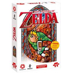 Puzzle Nintendo : The Legend of Zelda - Adventurer - 360 Pièces
