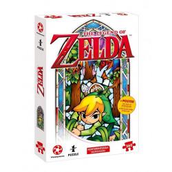 Puzzle Nintendo : The Legend of Zelda - Boomerang - 360 Pièces