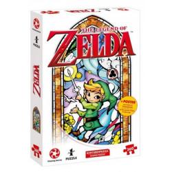 Puzzle Nintendo : The Legend of Zelda - Link-Wind Waker - 360 Pièces