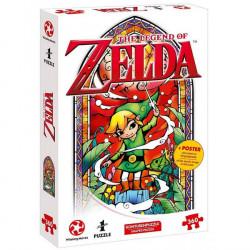 Puzzle Nintendo : The Legend of Zelda - Wind's Requiem - 360 Pièces