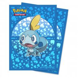 Protège-cartes illustré Ultra Pro standard Pokémon Sword and Shield Galar Starters Sobble
