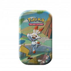 Pokemon Mini Tin Les amis de Galar - Larmaléon et Minisange