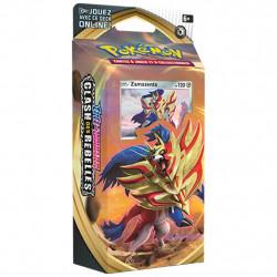 Deck Pokémon Épée et Bouclier 2 : Clash des Rebelles - Zamazenta