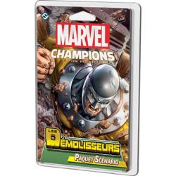 Jeux de société - Marvel Champions : Le Jeu De Cartes - Les Démolisseurs