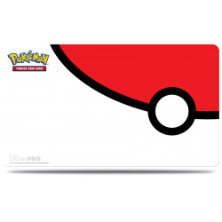 Tapis de Jeu illustré Ultra Pro pokémon Pokéball