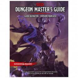 Jeux de rôle - Dungeons & Dragons - Dungeon Master's Guide - Guide du Maitre - Version française
