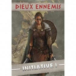 Jeux de rôle - Dieux Ennemis : Initiative !