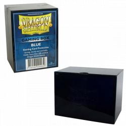 Deck box boite de rangement Dragon Shield Gaming Box - Bleu