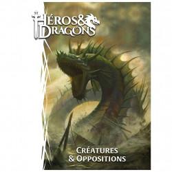 Jeux de rôle - Héros & Dragons - Créatures et Oppositions de poche