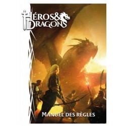 Jeux de rôle - Héros & Dragons - Manuel des Règles de Poche