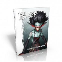 Jeux de rôle - Héros & Dragons - Livre des Monstres
