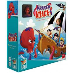 Jeux de société - Kraken Attack !