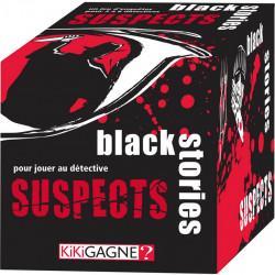 Jeux de société - Black Stories Suspect