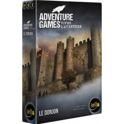 Jeux de société - Adventure Games - Le Donjon