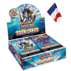 Booster Yu-Gi-Oh! Chaos Toon