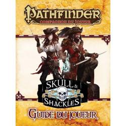 Jeux de rôle - Pathfinder Compagnon du joueur - Guide du joueur Skull & Shackles