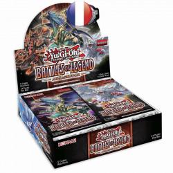 Précommande Booster Yu-Gi-Oh! Batailles de Légende : Armageddon boite complète 23/07/20
