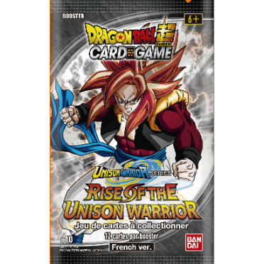 Booster Dragon Ball Super Card Game - Rise of the Unison Warrior Série B10