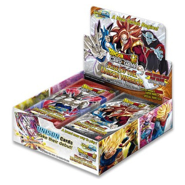 Booster Dragon Ball Super Card Game - Rise of the Unison Warrior Série B10 boite complète