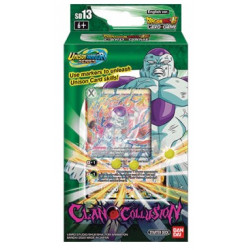 Précommande Starter Dragon Ball Super Card Game Deck 13 - Clan Collusion Juillet 2020