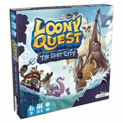 Jeux de société - Loony Quest - The Lost City